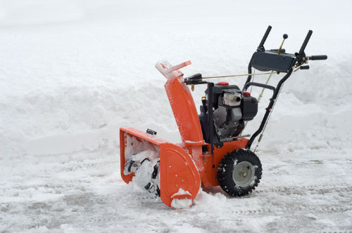 Residential Snow Blower